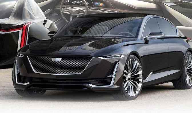 LOOK! Check out the Cadillac Escala concept