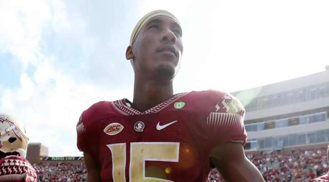 Travis Rudolph makes huge impact with nice gesture