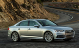 This is the best premium-compact car for you if you're looking for a solid balance of performance, luxury, technology, and safety features. Offered with front- or all-wheel drive, this fifth-generation A4 debuts with a turbocharged four-cylinder engine. The high-performance S4 with a turbo V-6 will return midyear 2017.