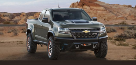 A redesign of both the interior and exterior appearance of the Chevy Colorado will help redefine this vehicle for 2017. Adding LED technology to both the headlights and taillights, as well as new fog lights, the Colorado will also lose most of its chrome detailing. The truck will comfortably seat five passengers on heated cushions. The 2017 Colorado will have a four-cylinder diesel engine with 193 horsepower and an automatic six-speed transmission. With an MSRP of just over $21,000, the Chevy Colorado will be an affordable diesel truck option.