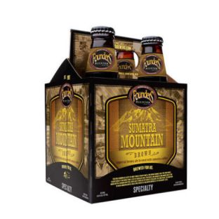 Founders Brewing Sumatra Mountain Brown: Caramel and chocolate malt combined with rich Sumatra coffee make this imperial brown ale an unforgettably tasty and comforting autumn brew.
