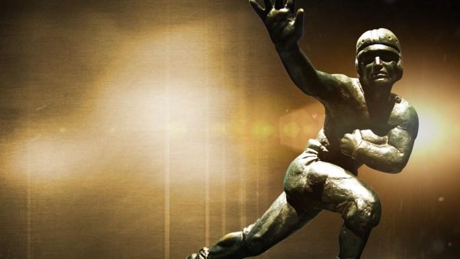 NCAA Football: Heisman Watch