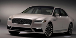 Lincoln is hopefully getting back to naming its vehicles with bona fide car names. The 2017 Continental replaces the MKZ as the company's flagship model.