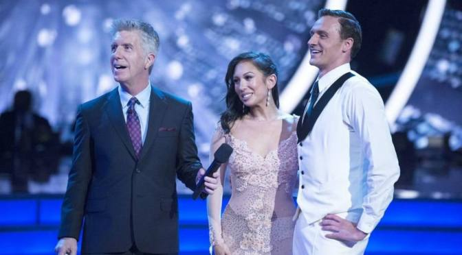 Ryan Lochte attacked on 'Dancing With the Stars'