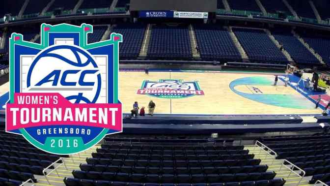 ACC To Move  Championship Games From North Carolina