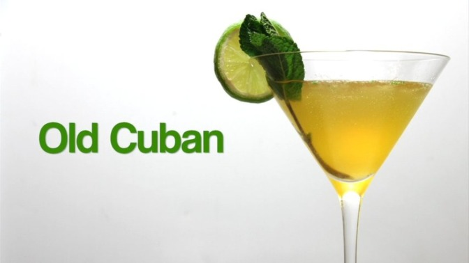 Coctail Of The Week: Old Cuban