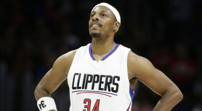 Paul Pierce Will Retire From NBA After Season