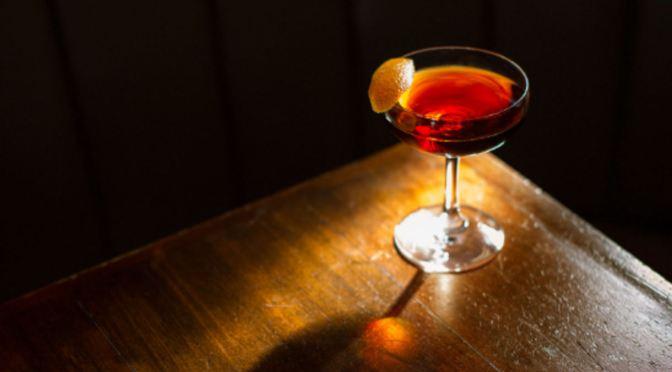 Cocktail of the Week: Adonis