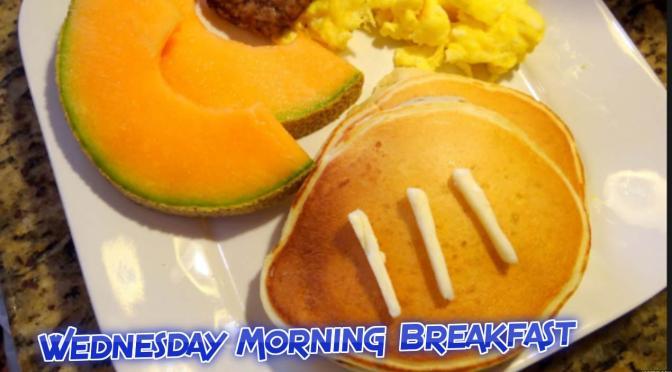 Defying Fantasy's Wednesday Morning Breakfast