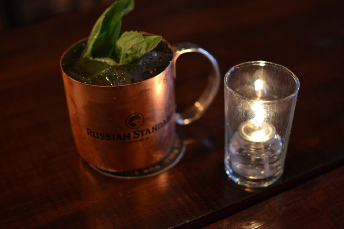 Cocktail Of The Week: Mezcal Mule
