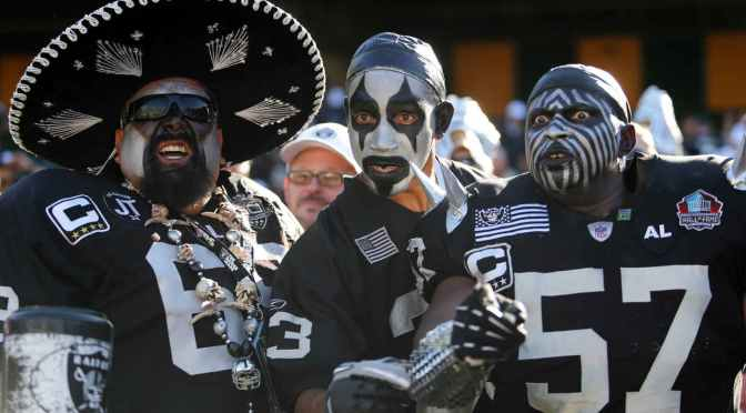 Ravens Fan In Critical Condition After Fight With Raiders Fans