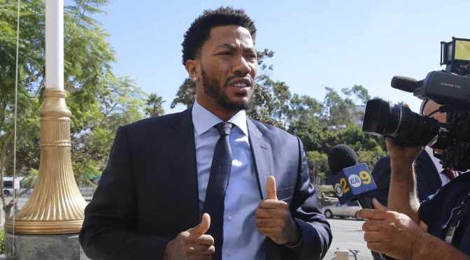 Derrick Rose Cleared In Rape Trial