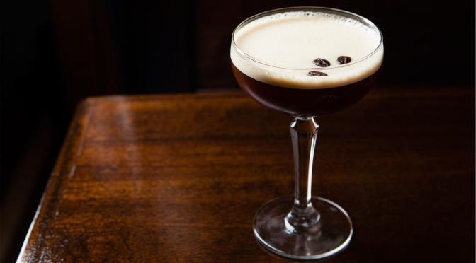 Cocktail of the Week: Vodka Espresso