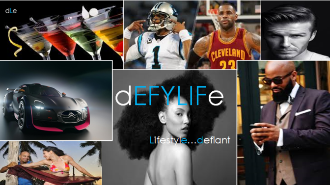 Welcome To Defy Life