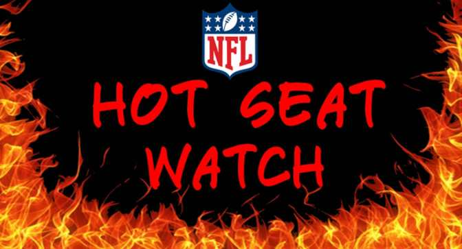 NFL Coaching Hot Seat Watch