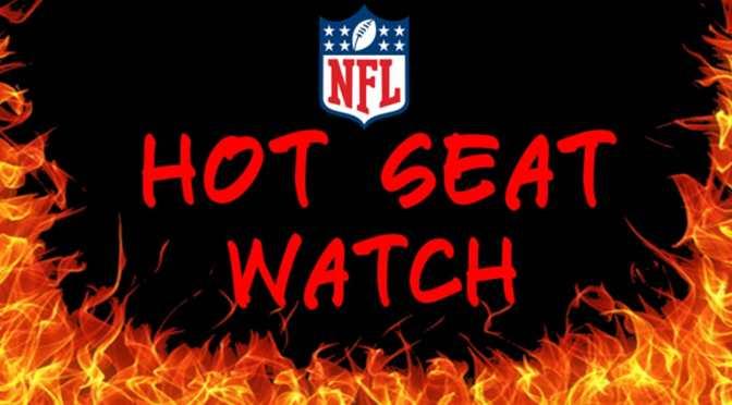 NFL Coaching Hot Seat Watch