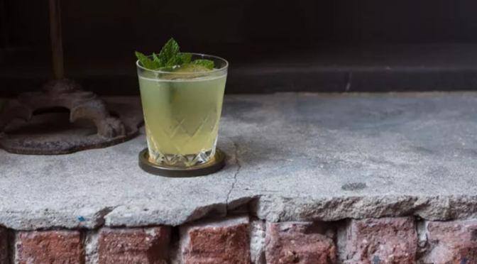 Cocktail Of The Week: Smokescreen