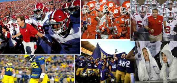 Did The College Football Playoff Committee Get It Right?