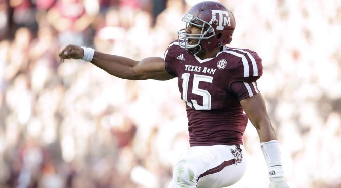 Meet The Prospect: Myles Garrett