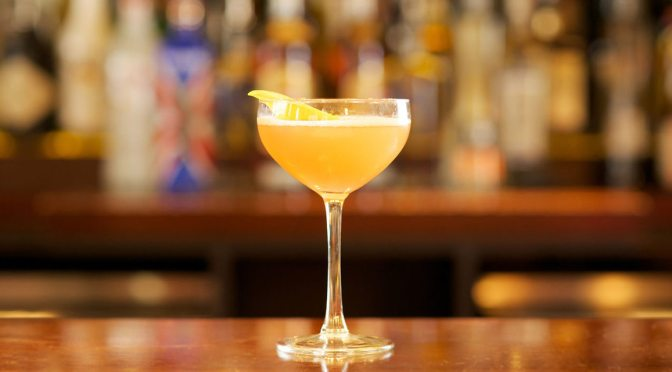 Cocktail Of The Week: The Breakfast Martini