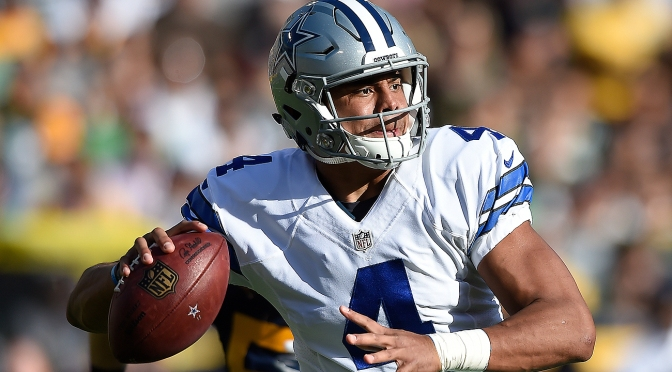 Should Cowboys be sitting Dak Prescott?