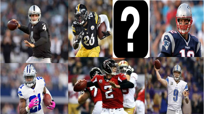 Poll: Who Will Be The 2016 NFL MVP?