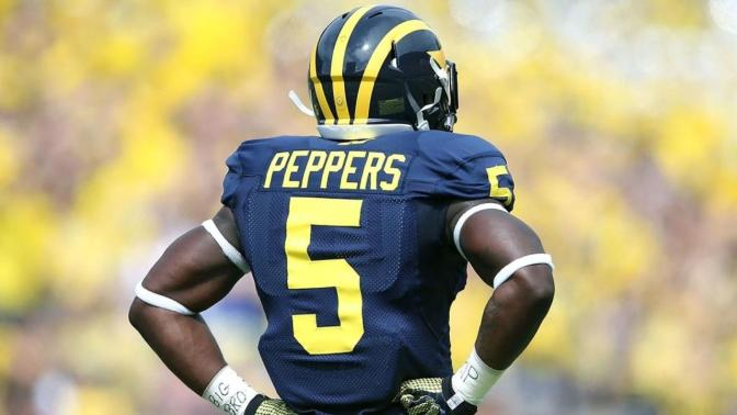 Meet The Prospect: Jabril Peppers