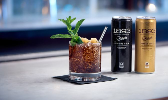 Cocktail Of The Week: 1893 Pineapple Heat