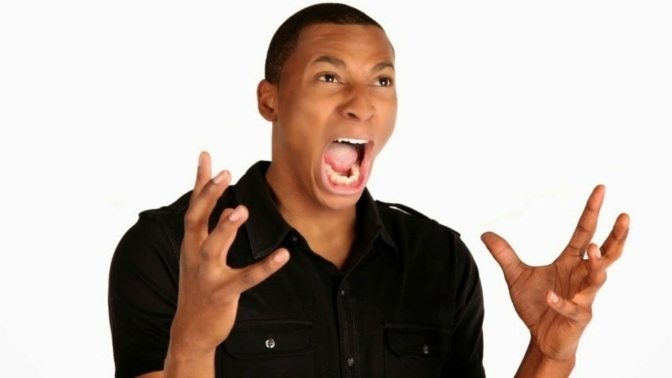 Why Black People (Still) Tend To Shout…