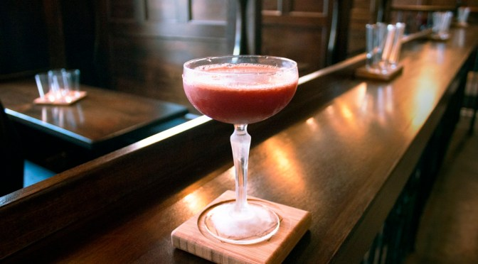 Cocktail Of The Week: Trinidad Sour