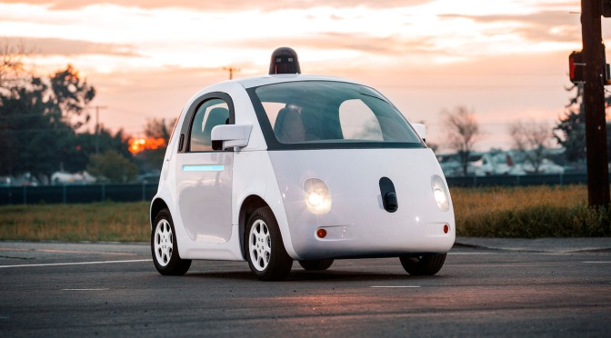 Google To Move Forward With Self-Driving Car