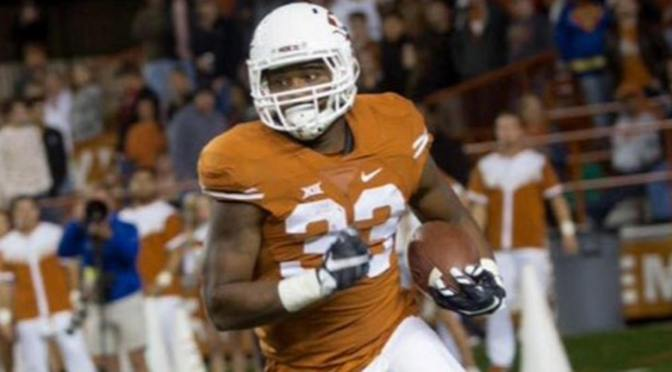 Meet The Prospect: D'Onta Foreman