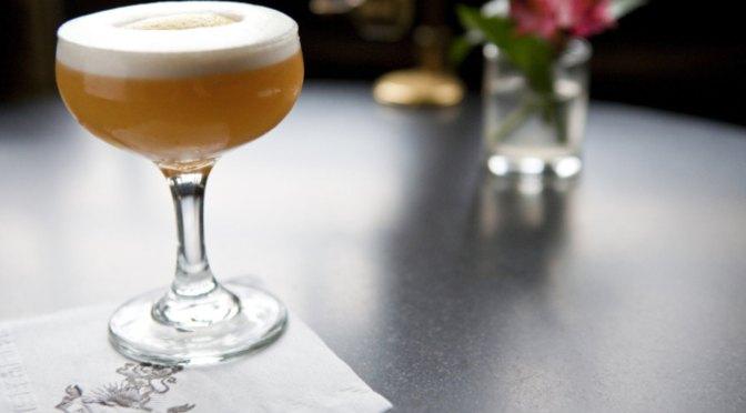Cocktail Of The Week: Earl Grey Mar-tea-ni