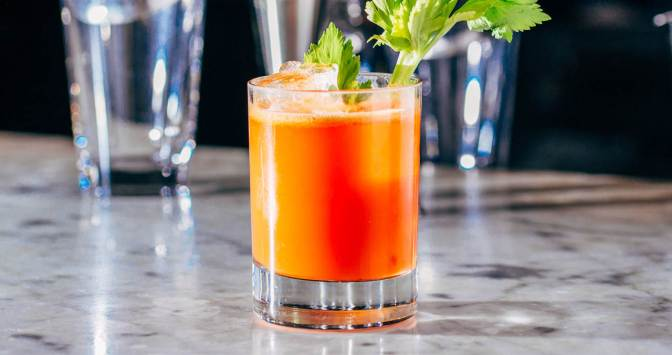 Cocktail Of The Week: Lunar Eclipse
