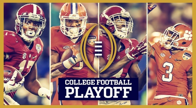 2017 College Football Championship Picks