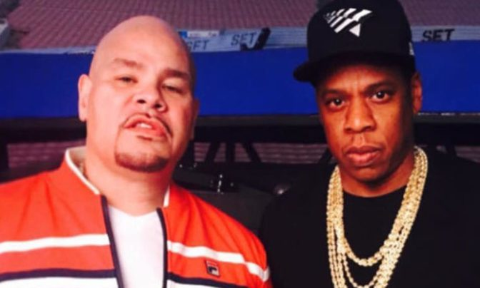 Fat Joe Inks With Roc Nation