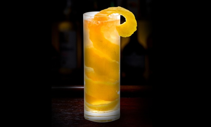 Cocktail Of The Week: Horse's Neck
