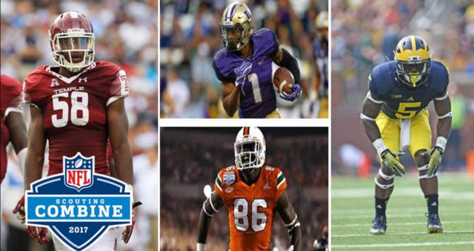 7 Players Who Will Blow Up The NFL Combine