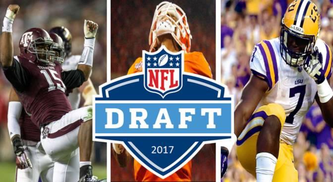 2017 NFL Mock Draft: Full 7 Rounds