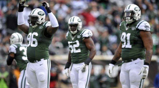 Repair My NFL Team: New York Jets