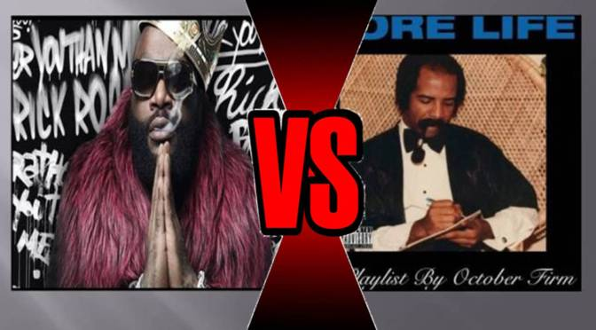 Verses: 'Rather You Than Me' vs 'More Life'