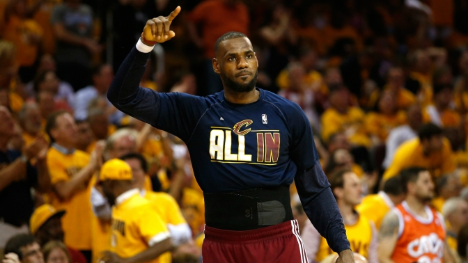 LeBron James To Open Public School For At-Risk Youth