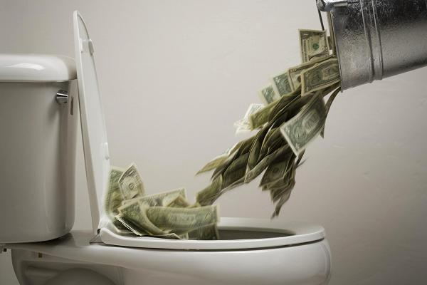 8 Money Mistakes Made By The Middle Class