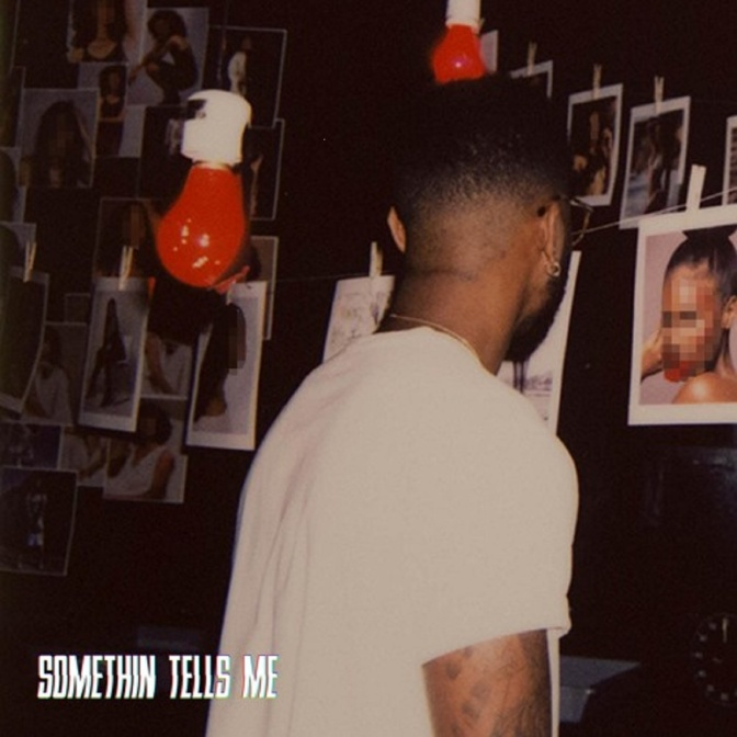 "New Heat…Bryson Tiller ""Somethin Tells Me"" (Listen Here)"