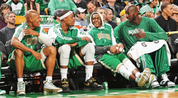 Ray Allen Responds To Being Omitted From '08 Celtics Reunion With Hint Of Petty