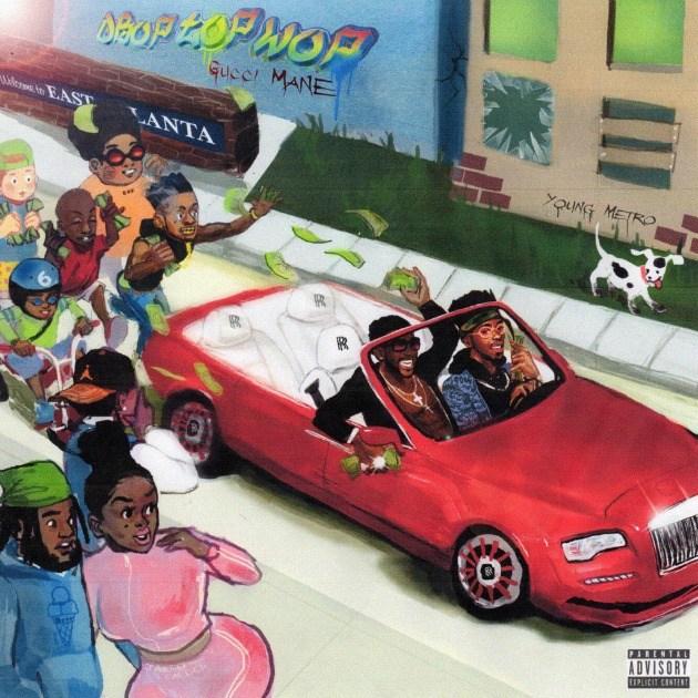 """Gucci Mane """"Drop Top Wop"""" Album Stream"""