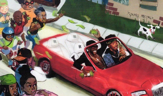 "Gucci Mane ""Drop Top Wop"" Album Stream"