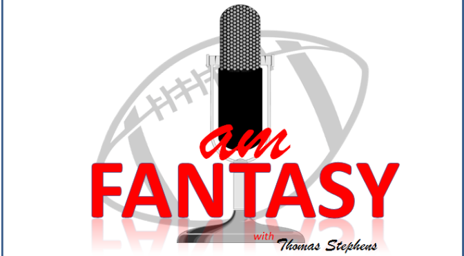 I Am Fantasy Podcast: Top 25 Fantasy Running Backs