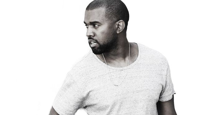 Kanye West Working On New Music…In Wyoming