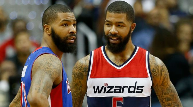 Insane NBA Conspiracy Theory: Did Morris Twins Pull A Switch-a-roo?